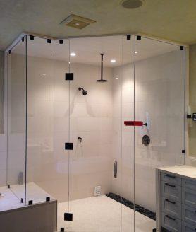 Impregnat hydrofobowy do kabin prysznicowych