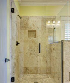 Impregnat hydrofobowy do szklanych kabin prysznicowych