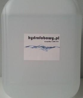 Nano impregnat do ceramiki i szkła 10 L poziom jakości standard